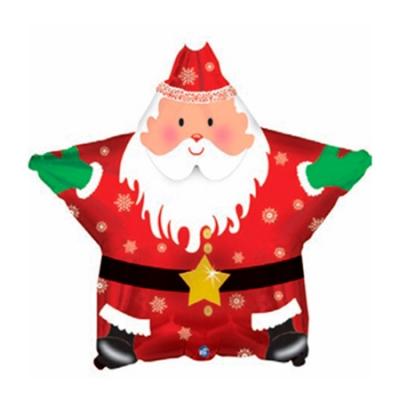 Дед Мороз-звезда