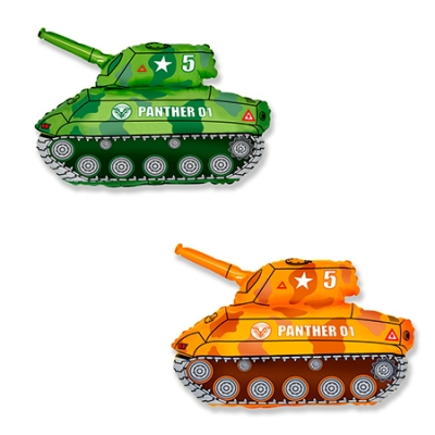 Фольгированный танк