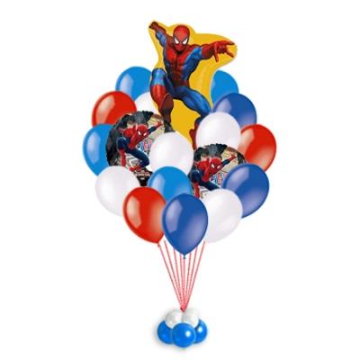 Связка Spider Man
