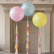 Большие метровые шары в ассортименте