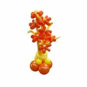 Букет Оранжевые орхидеи