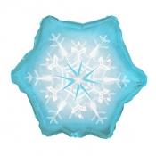 Фольгированная снежинка