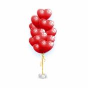 Фонтан из шариков С любовью