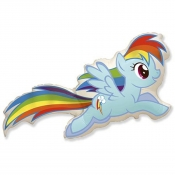 Пони Пинки и радуга